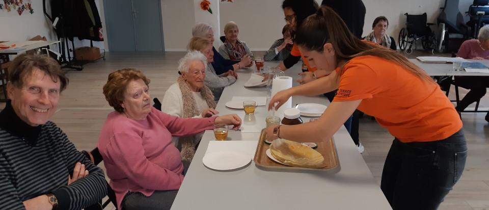 Un 4ème programme d'accompagnement à la vie sociale avec de nombreuses activités