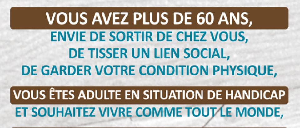 4ème  PROGRAMME ACCOMPAGNEMENT A LA VIE SOCIALE – SEPTEMBRE 2018 – JUIN 2019